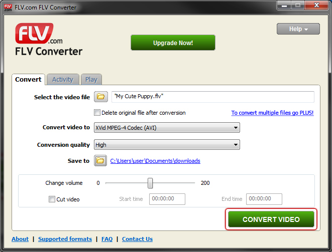 free flv to wmv converter   convert flash video to wmv